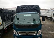 Cần bán xe tải Olin 700B thùng mui bạt hỗ trợ giao xe