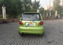 Bán xe Daewoo Matiz SE đời 2007, màu xanh lục chính chủ