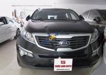 Cần bán lại xe Kia Sportage 2.0AT Limited đời 2010, màu đen, nhập khẩu số tự động, giá 635tr
