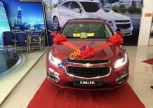 Bán Chevrolet Cruze LTZ sản xuất 2017, màu đỏ, giá tốt