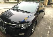 Cần bán lại xe Honda Civic năm 2008, màu đen số tự động, giá chỉ 420 triệu