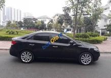 Cần bán xe Kia Cerato đời 2011, màu đen, nhập khẩu chính hãng chính chủ