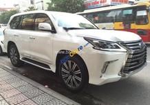 Bán xe Lexus LX 570 sản xuất 2016, màu trắng, nhập khẩu nguyên chiếc