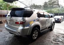 Bán xe chính chủ Toyota Fortuner 2.7V 4X4 AT năm 2009, màu bạc