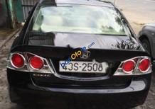 Bán ô tô Honda Civic đời 2007, màu đen giá cạnh tranh
