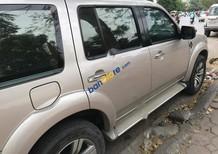 Chính chủ bán Ford Everest Limited AT đời 2011, màu bạc