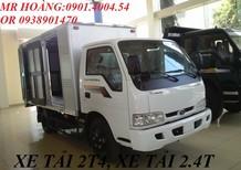 Bán xe tải Kia 2.4 tấn Trường Hải, Xe tải Thaco Kia 2t4 | bán Kia trả góp 2.4 tấn | giá Kia 2t4