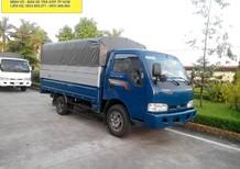 GIá xe tải KIA K3000 nâng tải. Giá bán xe KIA 2 tấn 4 / 2t4 / 2.4 tấn / 2,4 tấn giá bao nhiêu