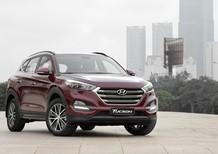 Hyundai Tucson 2.0 2017 các loại đủ màu giao ngay
