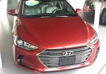 Cần bán Hyundai Elantra 1.6MT 2017, màu đỏ