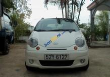 Cần bán lại xe Daewoo Matiz SE đời 2003, màu trắng xe gia đình