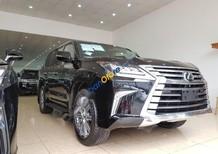Bán Lexus LX 570 sản xuất 2017, màu đen, nhập khẩu chính hãng