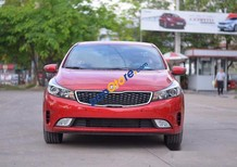 Cần bán Kia Cerato 1.6 MT sản xuất 2017, màu đỏ, giá 564tr