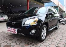 Bán Toyota RAV4 2.5AT đời 2009, màu đen, nhập khẩu chính hãng