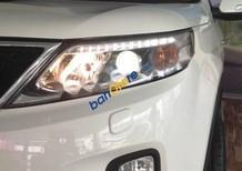Cần bán Kia Sorento GAT đời 2017, màu trắng, giá tốt