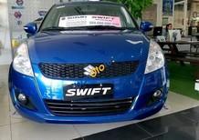 Cần bán Suzuki Swift Special năm sản xuất 2017, màu xanh lam