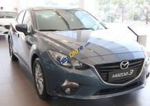 Bán Mazda 3 1.5AT đời 2017, màu xanh lam
