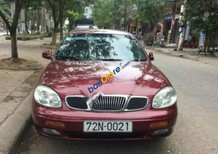 Cần bán Daewoo Leganza sản xuất 1999, màu đỏ, nhập khẩu, 150 triệu