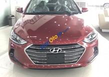 Cần bán Hyundai Elantra GLS 1.6AT đời 2017, màu đỏ