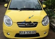 Bán xe cũ Kia Morning SX đời 2009, màu vàng, giá chỉ 276 triệu