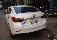 Cần bán gấp Mazda 2 đời 2015, màu trắng, nhập khẩu chính hãng, 560 triệu