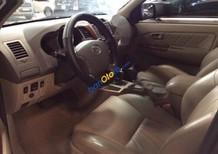 Cần bán xe Toyota Fortuner đời 2010, màu xám xe gia đình