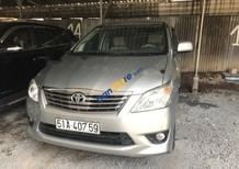 Cần bán xe Toyota Innova G đời 2012, màu bạc