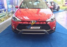 Bán Hyundai i20 Active đời 2017, màu đỏ, nhập khẩu nguyên chiếc
