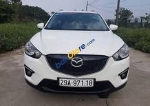 Bán ô tô Mazda CX 5 đời 2013, màu trắng như mới