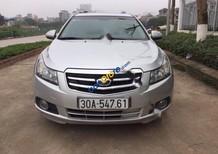 Bán ô tô Daewoo Lacetti CDX 1.6 đời 2010, màu bạc, nhập khẩu