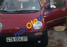 Bán Daewoo Matiz đời 2001, màu đỏ giá cạnh tranh