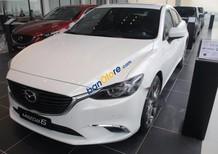 Bán xe Mazda 6 2.0AT Premium đời 2017, màu trắng