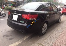 Cần bán xe Kia Forte Sli đời 2009, màu đen, nhập khẩu chính chủ, giá 450tr