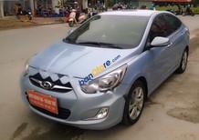 Bán Hyundai Accent đời 2013, màu xanh lam, nhập khẩu chính hãng chính chủ