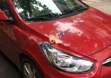 Cần bán lại xe Hyundai Accent AT đời 2012, màu đỏ
