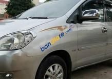 Bán xe Toyota Innova G đời 2008, màu bạc, giá chỉ 474 triệu