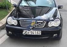 Bán ô tô Mercedes C180 đời 2004, màu đen