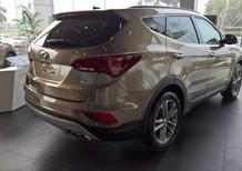 Bán xe Hyundai Santa Fe 2018, khuyến mại 100tr đồng 0961637288