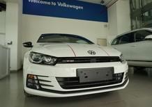 Cần bán xe Volkswagen Scirocco GTS 2017, màu trắng, nhập khẩu chính hãng - LH: 0931416628