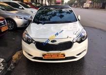 Cần bán xe Kia K3 2.0AT đời 2015, màu trắng chính chủ giá cạnh tranh