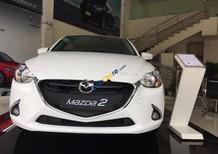 Bán Mazda 2 đời 2017, màu trắng