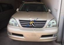 Cần bán lại xe Lexus GX470 V8 đời 2007, màu vàng, nhập khẩu nguyên chiếc