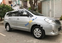 Cần bán Toyota Innova V đời 2009, màu bạc số tự động, giá 510tr
