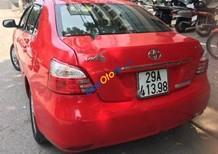 Bán Toyota Vios năm 2011, màu đỏ chính chủ, giá tốt