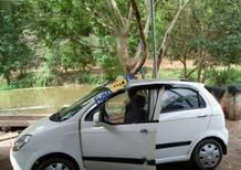Cần bán lại xe Chevrolet Spark năm 2009, màu trắng, giá 120tr
