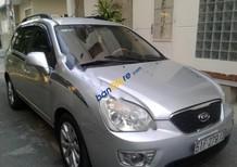 Cần bán Kia Carens EX 1.6MT 2010, màu bạc số sàn