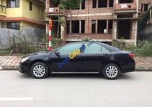 Bán xe cũ Camry 2.0E, màu đen, biển số Hà Nội, sản xuất đăng ký 2013, máy rất chắc khỏe