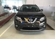 Cần bán xe Nissan X trail 2.5 SV Premium CVT 2018, màu xanh, có xe giao ngay liên hệ ngay