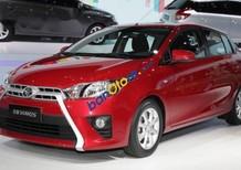 Bán ô tô Toyota Yaris 1.5G đời 2017, mới 100%