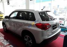 Bán ô tô Suzuki Vitara 1.6AT sản xuất 2017, màu bạc, nhập khẩu nguyên chiếc